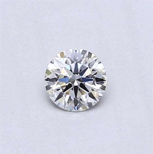 Loose Diamonds Round Cut 0.340 Carat F Color Si1 Clarity Sku 1878000143